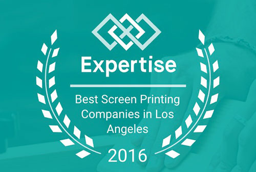 Best Screen Printing Company in Los Angeles